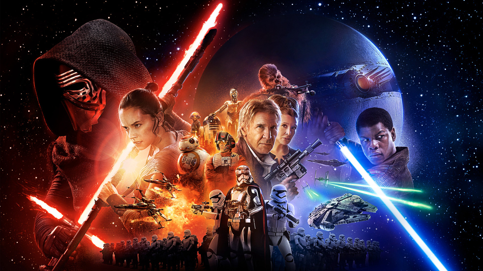 The Force is Back!